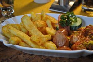 unsere Currywurst
